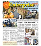 The Mountain Enterprise October 14, 2011 Edition