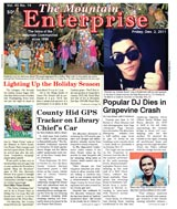 The Mountain Enterprise December 02, 2011 Edition
