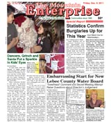 The Mountain Enterprise December 09, 2011 Edition