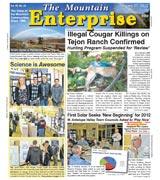 The Mountain Enterprise January 27, 2012 Edition
