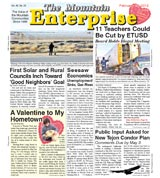 The Mountain Enterprise February 10, 2012 Edition