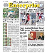 The Mountain Enterprise February 17, 2012 Edition