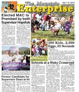 The Mountain Enterprise April 13, 2012 Edition