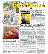 The Mountain Enterprise April 27, 2012 Edition