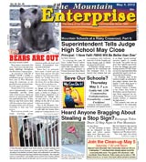 The Mountain Enterprise May 04, 2012 Edition