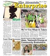 The Mountain Enterprise May 11, 2012 Edition