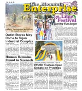 The Mountain Enterprise May 18, 2012 Edition