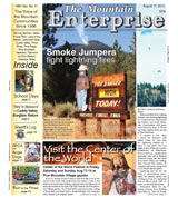 The Mountain Enterprise August 17, 2012 Edition