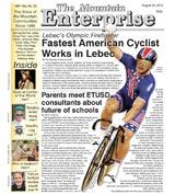 The Mountain Enterprise August 24, 2012 Edition