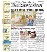The Mountain Enterprise August 31, 2012 Edition
