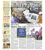 The Mountain Enterprise September 07, 2012 Edition