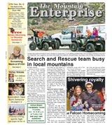 The Mountain Enterprise October 19, 2012 Edition