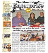 The Mountain Enterprise October 26, 2012 Edition