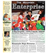 The Mountain Enterprise January 04, 2013 Edition