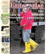 The Mountain Enterprise January 25, 2013 Edition