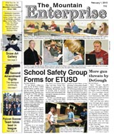 The Mountain Enterprise February 01, 2013 Edition