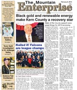 The Mountain Enterprise February 08, 2013 Edition
