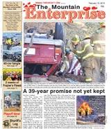 The Mountain Enterprise February 15, 2013 Edition