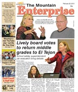 The Mountain Enterprise February 22, 2013 Edition
