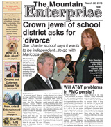 The Mountain Enterprise March 22, 2013 Edition