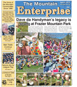 The Mountain Enterprise April 05, 2013 Edition