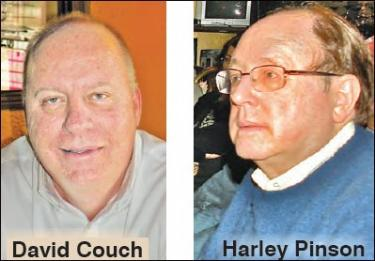 Both candidates for the Kern County Board of Supervisors District 4 seat will appear at the April 4 candidates forum hosted by the Frazier Park and Mountain Communities Rotary Meeting at La Sierra Restaurant in Lebec. The meeting is open to the public. Harley Pinson will speak at the March Chamber of Commerce meeting. David Couch will be at the April 26 Chamber of Commerce meeting.