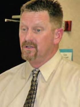 Dan Penner, FMHS principal from 2005-2011.