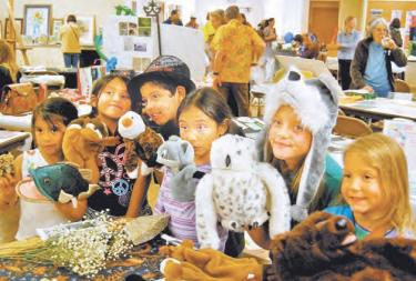 Earth Day Fun April 21 Set for Frazier Mtn. Park