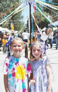 Children of all ages, from young to old to in-between, will find fun and friends at the 30th Annual Lilac Festival in Pine Mountain Village May 19-20. The festival kicks off with a 10 a.m. Maypole dance by Pine Mountain Learning Center students and others who wish to join in.