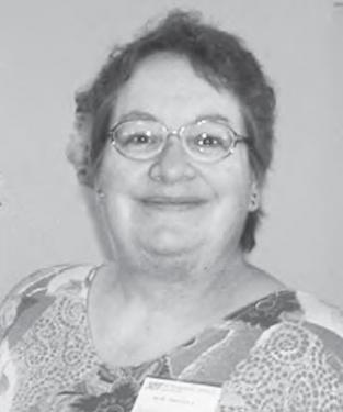Susan Elizabeth McKowen January, 28, 1953-August 28, 2012