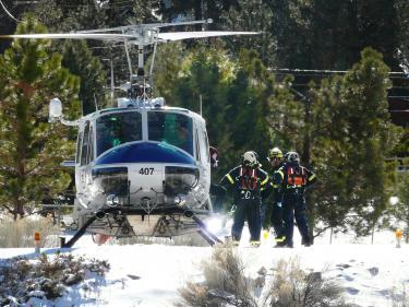 Missing Hikers Found Alive