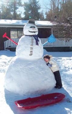 Snowman gallery