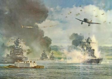 Pearl Harbor Day Recalls Pivotal Moment for U.S. Entry into World War II