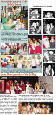 Sugar Plum Memories of the Holiday Season
