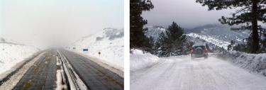 I-5 Remains Closed Due To Snowy Conditions; Lebec Transfer Station Closed; Locals Enjoy Winter Wonderland