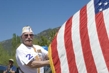 Two Memorial Day Events Held on Mountain
