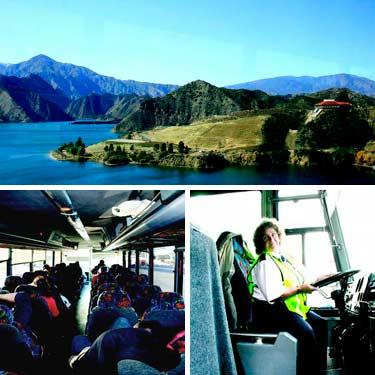 Lebec, New Gateway to the World as Amtrak Bus Service Begins to Santa Clarita/Newhall