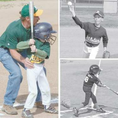 Little League Swings Into New Season