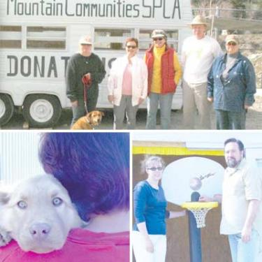 A Good Day for Dogs, Cats and the SPCA