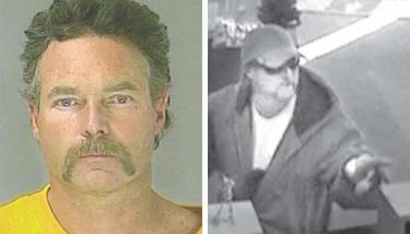 Alleged Bank Robber Used Frazier Park As Hide-Out