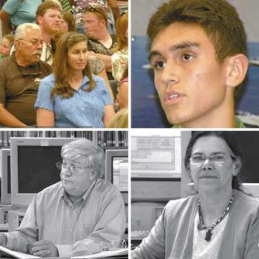 Focused, Factual School Board Wrestles Big Issues