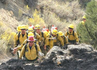 News to Use: Kern County Hiring Seasonal Firefighters for Mountains