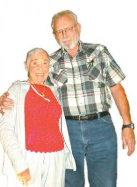 Gigi and Bill Day have fought the inspiring battle together, every stepof the way.