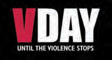 V-Day Battles Violence against Women and Kids