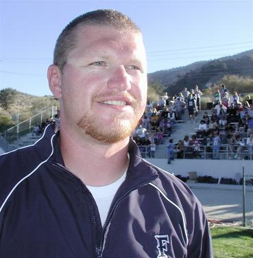 Coach Prosser Leaves FMHS