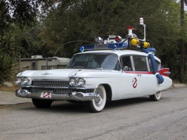 See the Renaissance Faire (previous) and the Ghostbusters Limo (above) this weekend.