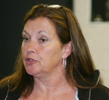 California School Employees Association Labor Relations Representative Carol Georges told trustees that she was canceling negotiations with the district.
