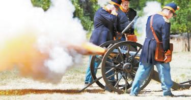 Fort Tejon Hosts Booming Fourth of July Picnic