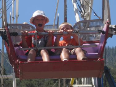 43rd Annual Fiesta Days: Friends, Family 'n Fun