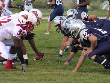 Falcon Football Live Reports Friday, Sept. 3